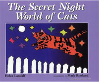 The Secret Night World of Cats